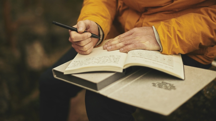 Creative writing for older people